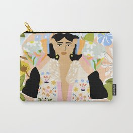 I Want To See The Beauty In The World Carry-All Pouch
