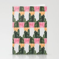 cactus Stationery Cards featuring cactus by Grace