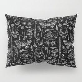 Witchcraft II [B&W] Pillow Sham