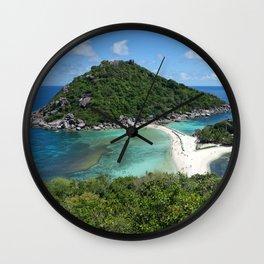 Nangyuan Island Wall Clock
