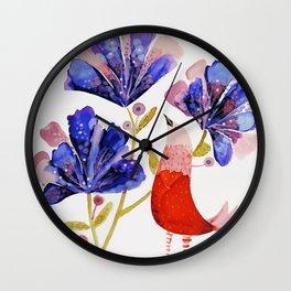 renewed beauty Wall Clock