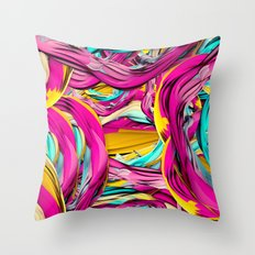Blasé Throw Pillow