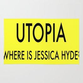 Utopia Where Is Jessica Hyde Rug