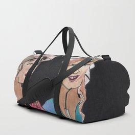 Sipping Salon Gossip Duffle Bag