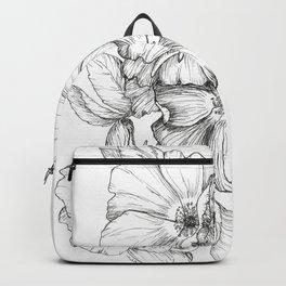 Wild Wild Rose Backpack