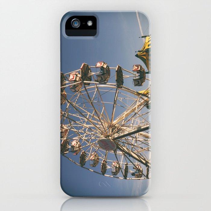 Wheel Ferris iPhone Case