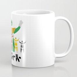 Super Sentai Coffee Mug
