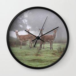 Group portrait Wall Clock