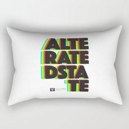Alterated State Rectangular Pillow