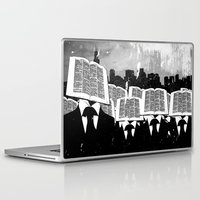 facebook Laptop & iPad Skins featuring Facebook by craig zdanowicz