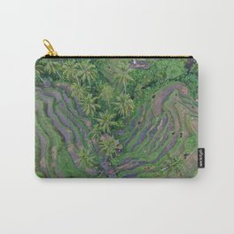 Bali Gardens Carry-All Pouch