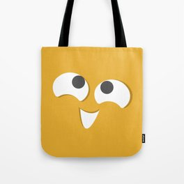 Happy Mustard Tote Bag