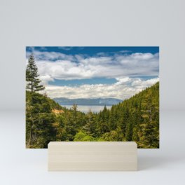 South Lake Tahoe, California Mini Art Print