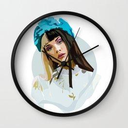 Melanie - Crybaby Wall Clock