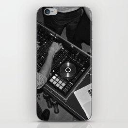 The Disc Jockey (Pt. 4 - Carletto) iPhone Skin