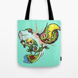 Legend of Zelda Wind Waker Boko Baba T-Shirt Tote Bag