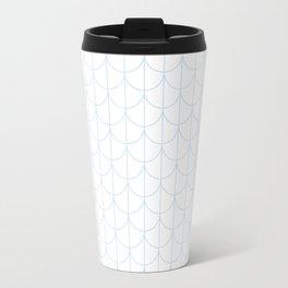 Water Ripples by Friztin Travel Mug