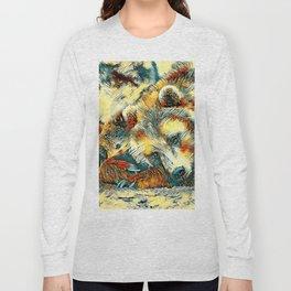 AnimalArt_Bear_20170602_by_JAMColorsSpecial Long Sleeve T-shirt