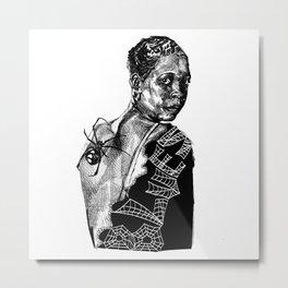 Blues Greats - Ethel Waters Metal Print