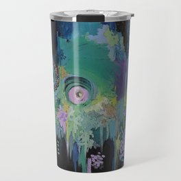 Memory of a song at Midnight Travel Mug