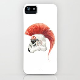 Storm the Trooper iPhone Case