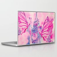 princess Laptop & iPad Skins featuring Princess by zeze