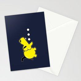 Waka Waka Hippos Stationery Cards