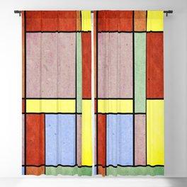 Mondrian No. 78 Blackout Curtain