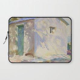 "John Singer Sargent ""Corfu: Lights and Shadows"" Laptop Sleeve"