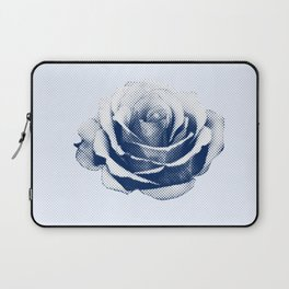 HALFTONE ROSE Laptop Sleeve