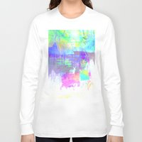 rio Long Sleeve T-shirts featuring Rio by LuaMA