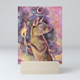 Year of the Rat Mini Art Print