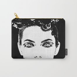 La femme Medusa black Carry-All Pouch