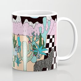 Postmodern Desert Dream Coffee Mug