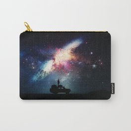 Welcome to Galaxy Adventure Carry-All Pouch
