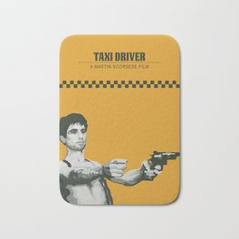 taxi driver, you talkin' to me? Bath Mat