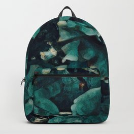 Blue Rose - Painting Style - Art Gift Backpack