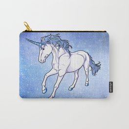 The Unicorn Colored Carry-All Pouch
