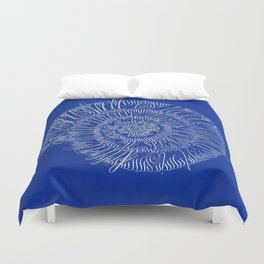A Seashell is Never Empty... Duvet Cover