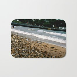 Lake Michigan Beach Bath Mat