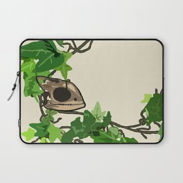 The Devil's Scaled Ivy Laptop Sleeve