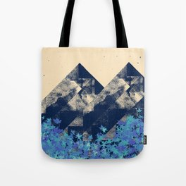 Blue Mountains #society6 #decor #buyart Umhängetasche