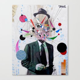 Mr Potential Canvas Print
