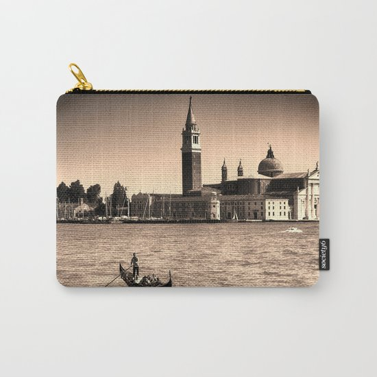 A perfect day in Venice Carry-All Pouch
