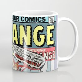 Super Heroes Nr.5 Coffee Mug