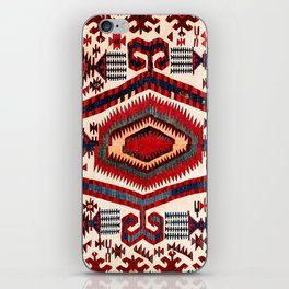 Konya Antique Turkish Kilim iPhone Skin