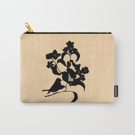 Idaho - State Papercut Print Carry-All Pouch