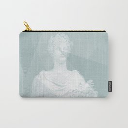 Blue Goddess Carry-All Pouch