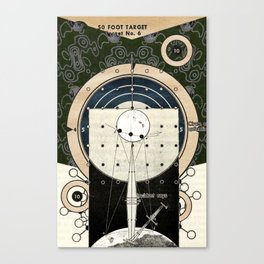 Target V16 - Transit of Venus Canvas Print