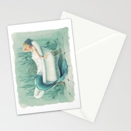 Mer-Time Stationery Cards